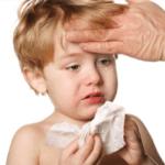 trẻ hay ốm vặt