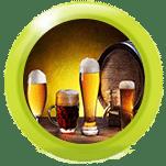 cao men bia tươi